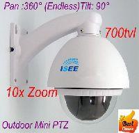 Cctv Outdoor Speed Dome Camera