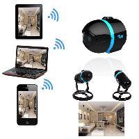 Spy Ball Mini Network Wireless Ip Security Camera