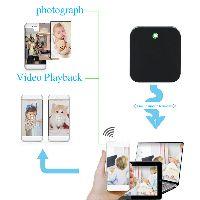 Spy Wi-Fi Hidden Ac Adaptor Plug Charger Camera