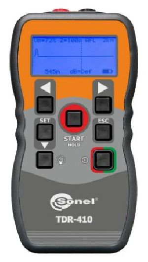 Tdr-410 Cable Fault Locator