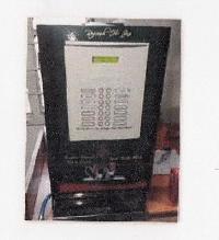 Fresh Milk Premix Vending Machine