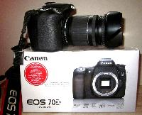 Canon Eos 70d Slr Digital Camera