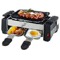Compact Electric Barbecue Grill And Tandoor