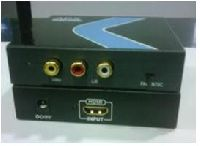 Hdmi To Av / S-video Converter :