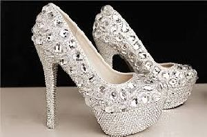 Crystal Shoe Accessories