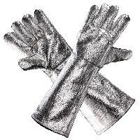 Udyogi Heat Resistan Aluminised Gloves