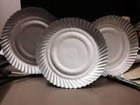 6 Inch Disposable Paper Plate