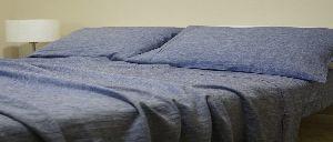 Cotton Superior Double Bed Sheet Set