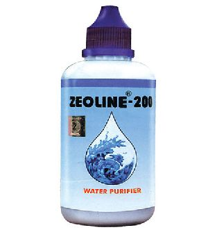 Zeoline 200 Water Purifying Liquid
