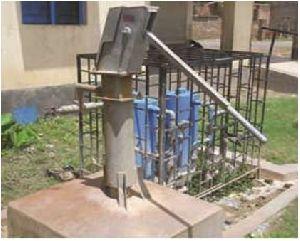 Fluoride Water Treatment Plant
