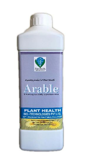 Arable Plant Growth Promoter