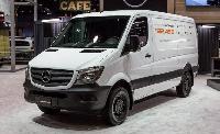 Car-van Gasoline Engine