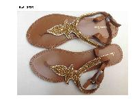 S-1010 leather sandals