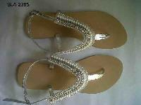 S-1100 leather sandals