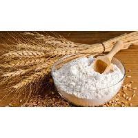 pure wheat flour