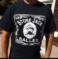 Stone Jack Baller T-shirt