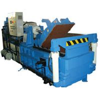 Compact Iron Scrap Baling Press