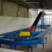 Powered Roller Accumulation Conveyor