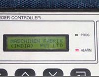 Weigh Feeder Controller - Manufacturers, Suppliers