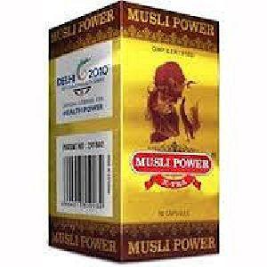 Musli Power Extra 30 Capsule