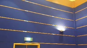 Forest House Acoustic Panel Systems