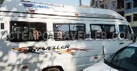 12 Seater Tempo Traveller Bus
