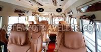 15 Seater Tempo Traveller bus
