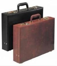 Mens Leather Attache Case