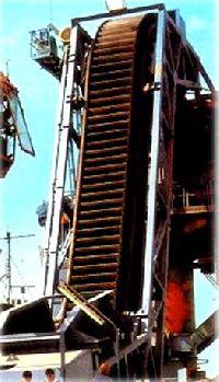 steep angle conveyors