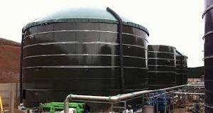 Glass Fused Storage Tanks