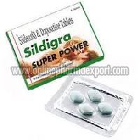 Sildigra Super Power Tablets