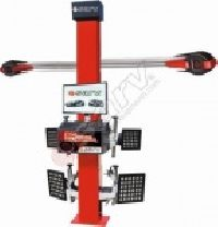 3D-STLCM Wheel Alignment Machine