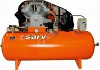 SDS15 Heavy Duty Two Stage Air Compressor