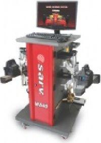 Wa-40 Wheel Alignment Machine