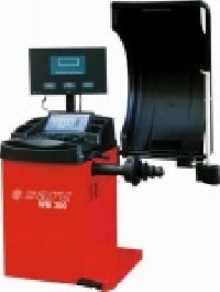 WB 300 Automatic Videographic Wheel Balancing Machine