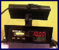 Electronic Taxi Fare Meter With Printer