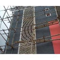 Aluminum Composite Sheet Maintenance Work