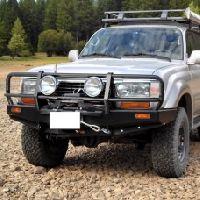 Bullbar / Offroad Bumper For Landcruiser 80 Series