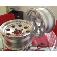 Rallying Alloy Wheels