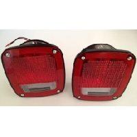 Wrangler Style Led Tail Lamps For Thar/550/540