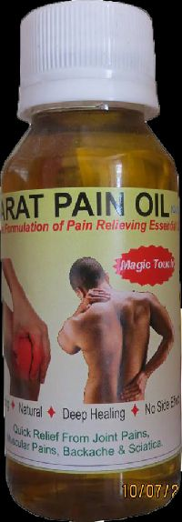 Bharat Pain Oil -magic Touch