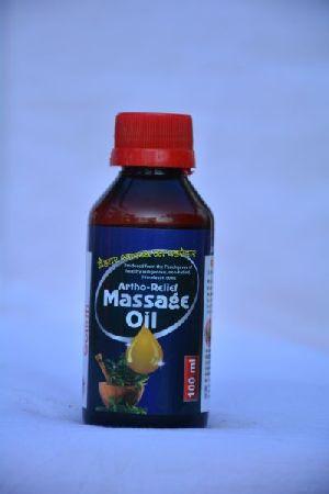 Gotirth Massage Oil