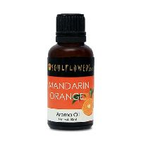 Soulflower Aroma Oil Mandarin Orange