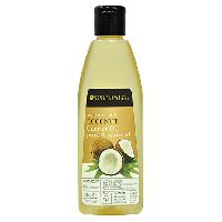 Soulflower Virgin Coldpressed Coconut Oil