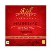Sri Sri Medicine Madhukari Herbal Tea