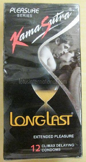 Kamasutra Condom Longlast