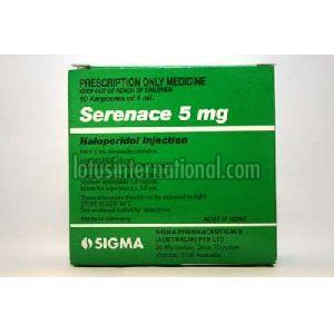 Serenace Injection