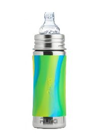 Pura Kiki 11 Oz Stainless Steel Sippy Cup