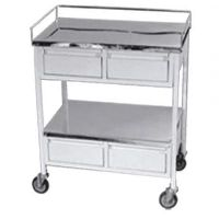 Medical Trolley With 4 Drawer Sis 2013