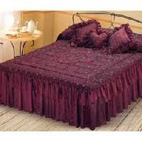 Handicraft Velvet Bed Cover